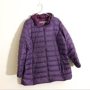 Eddie Bauer Puffer Coat